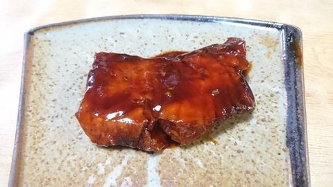 常盤仙食堂:③メカジキ照焼450円191202