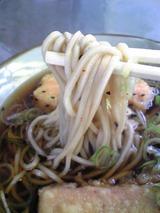 山田製麺所:?山田製麺所のそば100606