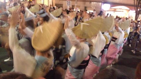 神楽坂阿波踊り19神楽坂連160729