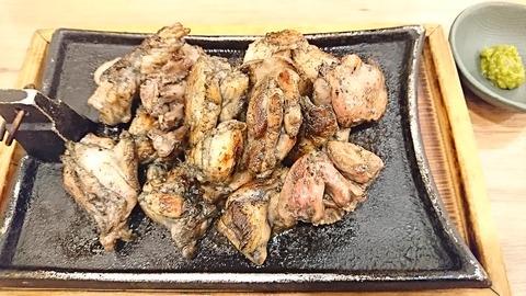 鳥良商店:⑥鶏くわ焼799円171203
