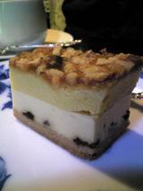喫茶フランソア:?チーズケーキ500円拡大100501