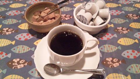 リエーブル:⑭秋の味覚6000コーヒー131123
