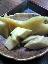 中華料理三河屋:?筍の煮物拡大100614