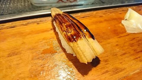 常寿司:⑮穴子190105