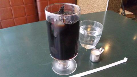 珈琲エノモト:①アイスコーヒー450全景121104