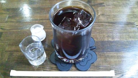 しゃん:①アイスコーヒー500全景150419