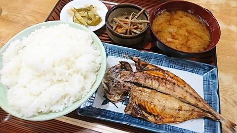 常盤仙食堂:①日替り580飯大90円180917