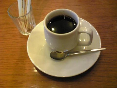 COFFEE HOUSE 久:ブレンド480円101009