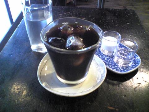 カフェこぐま:①水出しアイスコーヒー500全100905