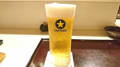 季京:②生ビール191105