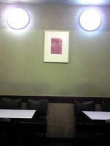 COFFEE HATOYA:店?奥のテーブル席100718