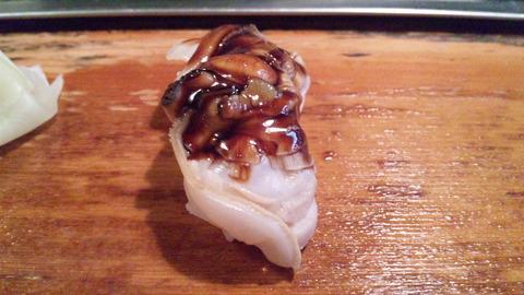 常寿司:①煮蛤140126