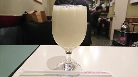 ハトヤ:①バナナジュース500円180203