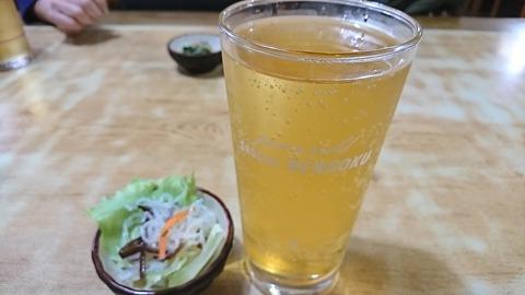 常盤仙食堂:②酎ハイ340円191202