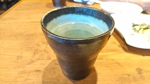 大自然:⑥ソバ焼酎ソバ湯割リ324円190825