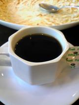 カフェテラス本郷:?お代わり自由のコーヒー100307