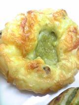 かばのパン:?タイグリーンカレーパン130円100624