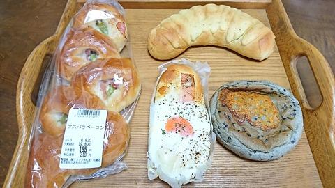 赤札堂:②パン4種190830
