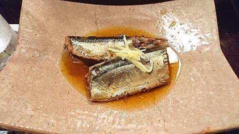 季京:①秋刀魚煮物170905