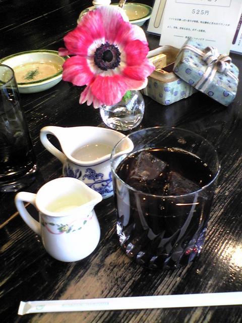 古瀬戸珈琲店:?アイスコーヒー525円100322