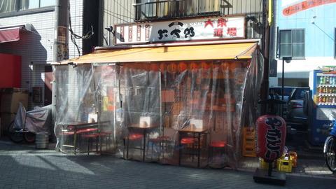 浅草弥太郎スタミナ屋:店①外観120212