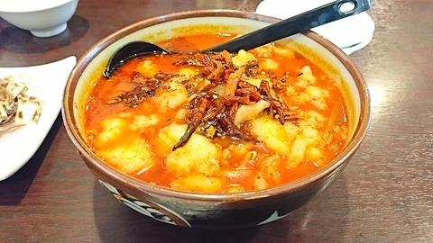 紅龍:①水煮魚1080円170908