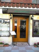 カフェ・サンパウロ:店�入口090426
