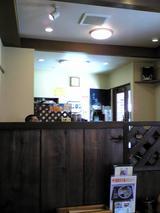 讃岐うどんたち花:店�厨房と入口方向070916.jpg