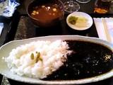 金魚坂:�ビーフ黒カレー1500円全景06-11-12_12-20.jpg