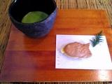 桃林堂:�小鯛焼とお薄全景06-06-03_14-53.jpg