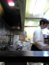 毛家麺店:店�厨房081105.jpg