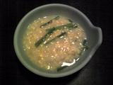 よし梅:�雑炊を小鉢に取って070903.jpg