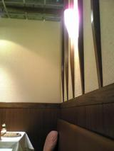 オマージュ:店�2階奥の様子�091219