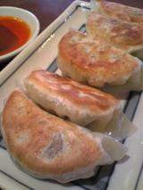 中華食堂好味園:�焼き餃子450円090502.jpg