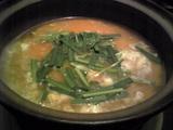 よし梅:�鍋後の雑炊を作る070903.jpg
