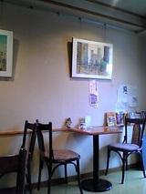 ラ・カンパネラ:店�入口右手のテーブル席06-06-11_11-38.jpg