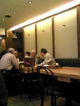 魚菜:店�テーブル席の様子081116.jpg