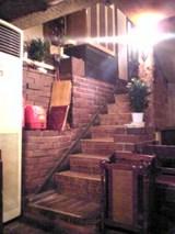 さぼうる2:店�店内地下への階段06-08-15_18-46.jpg