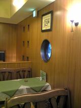 森樹:店�2階階段前テーブル席100225