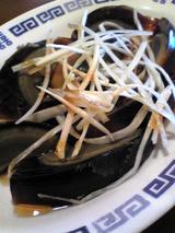 中華食堂好味園:�ピータン250円090502.jpg
