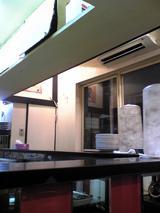 毛家麺店:店�カウンター席081105.jpg