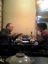 浅草江森:店�テーブル席081221