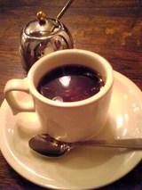 グリルビクトリヤ:ディナーセットに付くコーヒー06-01-26