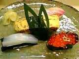 季之下:Aコース�寿司05-02-26