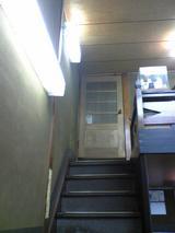 田甫大三:店�中2階座敷への階段090411.jpg