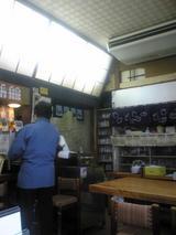 小柳:店�カウンター席奥側090307.jpg