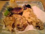 かなわ:牡蠣天麩羅05-05-03