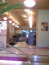 どぜう飯田屋:店�玄関口から店内を臨む081220.jpg