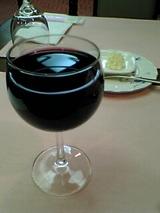 楽食ハニー:�グラスワイン赤06-01-27