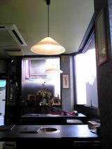 炭火焼肉幸楽:店�入口左手小上がり席090124.jpg